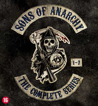 Sons Of Anarchy - The Complete Series 1-7-DVD