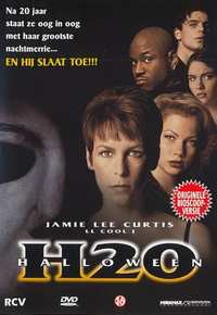 Halloween H2O-DVD