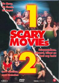 Scary Movie 1 & 2-DVD