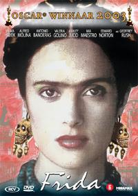 Frida-DVD