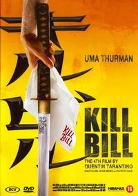 Kill Bill Vol. 1-DVD