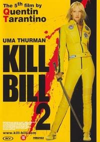 Kill Bill Vol. 2-DVD