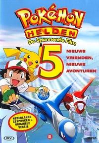 Pokemon 5 - Helden-DVD