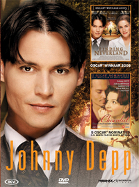 Johnny Depp Collection-DVD