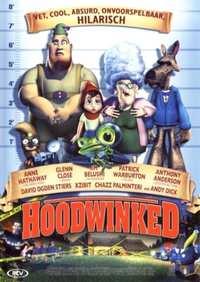 Hoodwinked-DVD