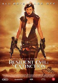 Resident Evil 3 - Extinction-DVD