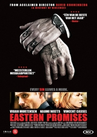 Eastern Promises-DVD