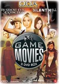 Game Movies-DVD