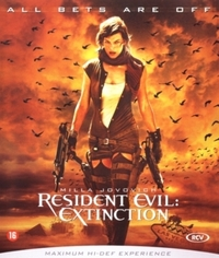 Resident Evil 3 - Extinction-Blu-Ray