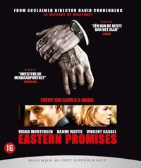 Eastern Promises-Blu-Ray