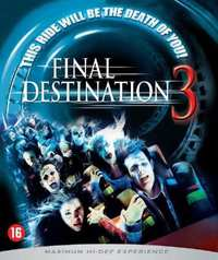 Final Destination 3-Blu-Ray
