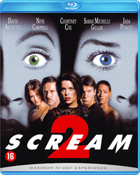 Scream 2-Blu-Ray