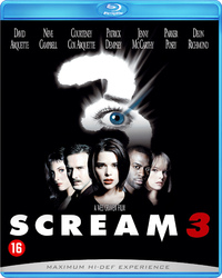 Scream 3-Blu-Ray