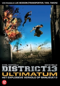 District 13 Ultimatum-DVD