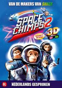 Space Chimps 2-DVD