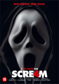 Scream 4-DVD