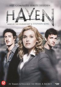 Haven - Seizoen 1-DVD