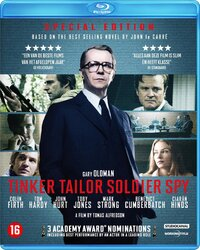 Tinker Tailor Soldier Spy-Blu-Ray