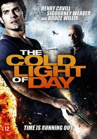 The Cold Light Of Day-DVD