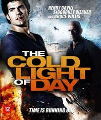 The Cold Light Of Day-Blu-Ray