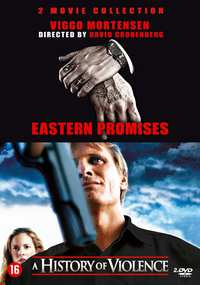History Of Violence/Eastern Promises-DVD