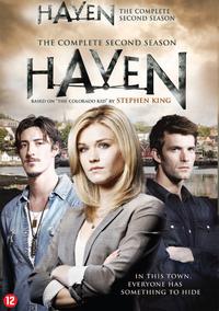 Haven - Seizoen 2-DVD