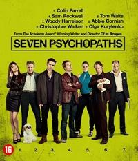 Seven Psychopaths-Blu-Ray