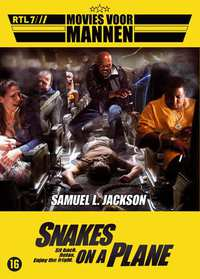 Snakes On A Plane-DVD