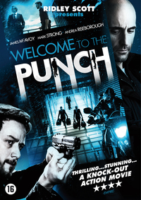 Welcome To The Punch-DVD