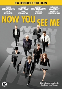 Now You See Me-DVD