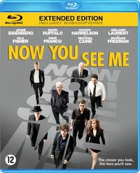 Now You See Me-Blu-Ray