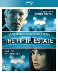Fifth Estate-Blu-Ray