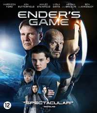 Ender's Game-Blu-Ray