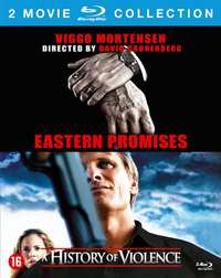 History Of Violence/Eastern Promises-Blu-Ray