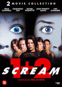 Scream 1 & 2-DVD