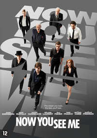 Now You See Me (Limited Edition)-DVD