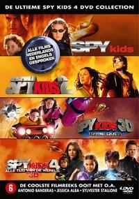 Spy Kids 1-4-DVD