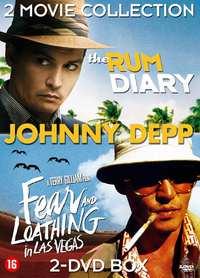 Fear And Loathing In Las Vegas/Rum Diary-DVD