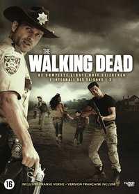 The Walking Dead - Seizoen 1-3-DVD