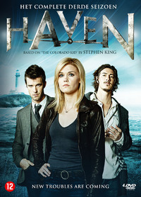 Haven - Seizoen 3-DVD