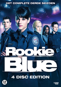 Rookie Blue - Seizoen 3-DVD