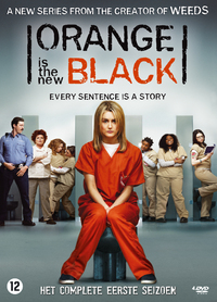 Orange Is The New Black - Seizoen 1-DVD
