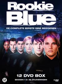 Rookie Blue - Seizoen 1-3-DVD