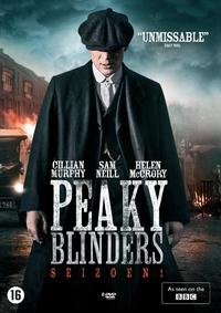 Peaky Blinders - Seizoen 1-Blu-Ray