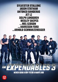 The Expendables 3-DVD