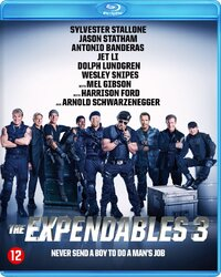 The Expendables 3-Blu-Ray