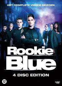 Rookie Blue - Seizoen 4-DVD