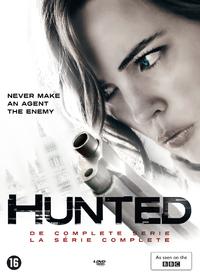 Hunted - De Complete Serie-DVD