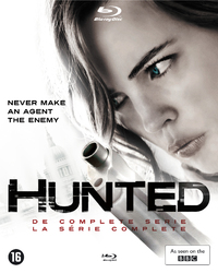 Hunted - De Complete Serie-Blu-Ray