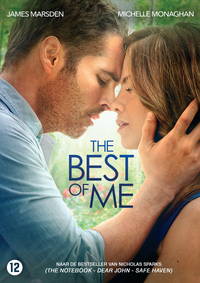 The Best Of Me-DVD